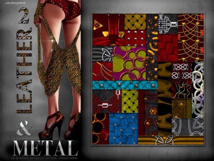Leather & Metal 2 - Click Image to Close