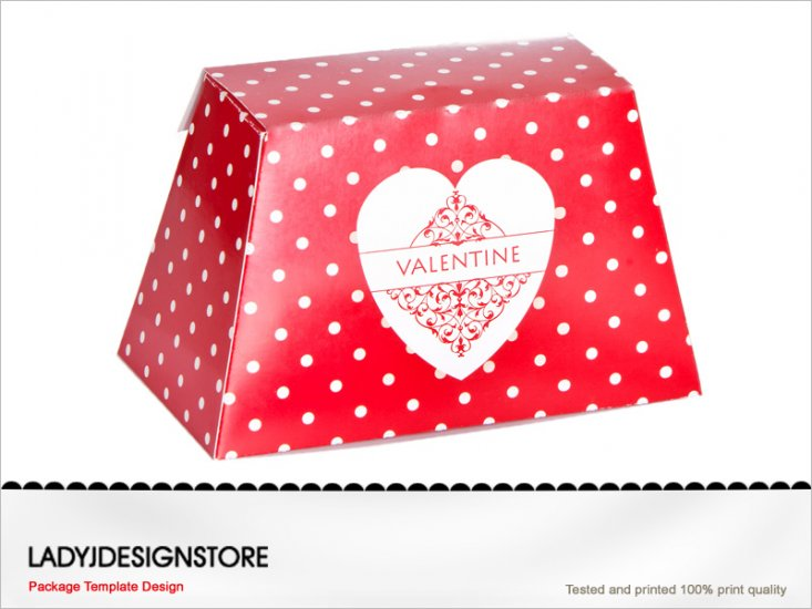 Valentine Gift Box - Click Image to Close