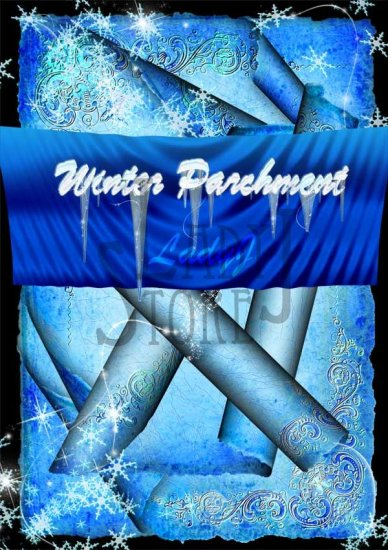 Winter Parchment - Click Image to Close