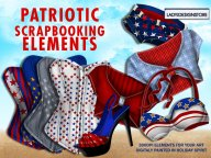Digital Scrapbook Patriotic elements!