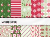 Digital papers - Christmas 3