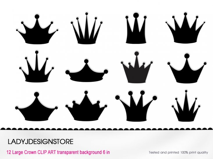 Crown Clip Art - Click Image to Close