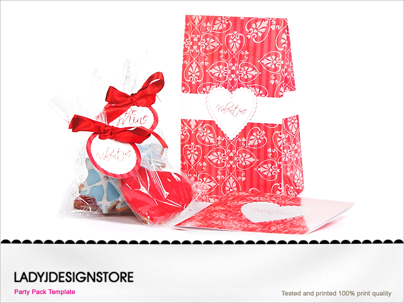Valentine Mini Party Pack