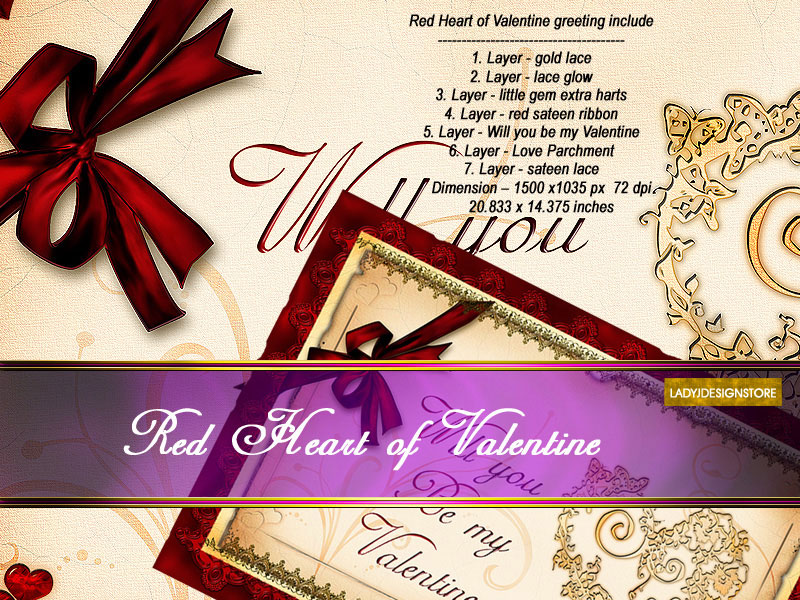 Valentines greetings